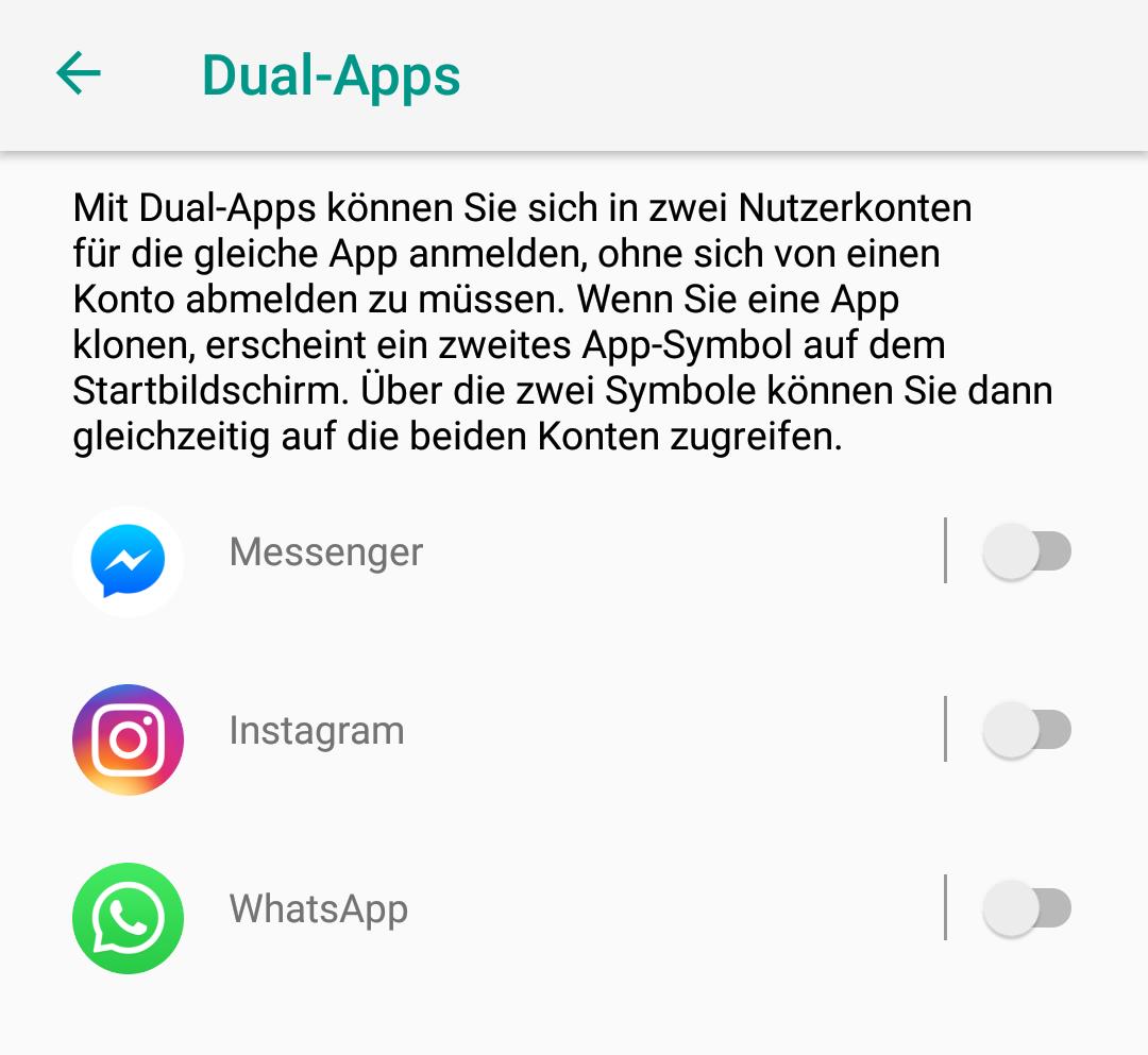 apps ohne konto